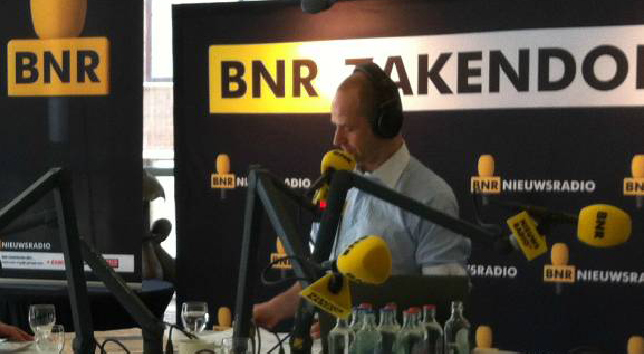 BNR podcast met founding partner Arcus resorts